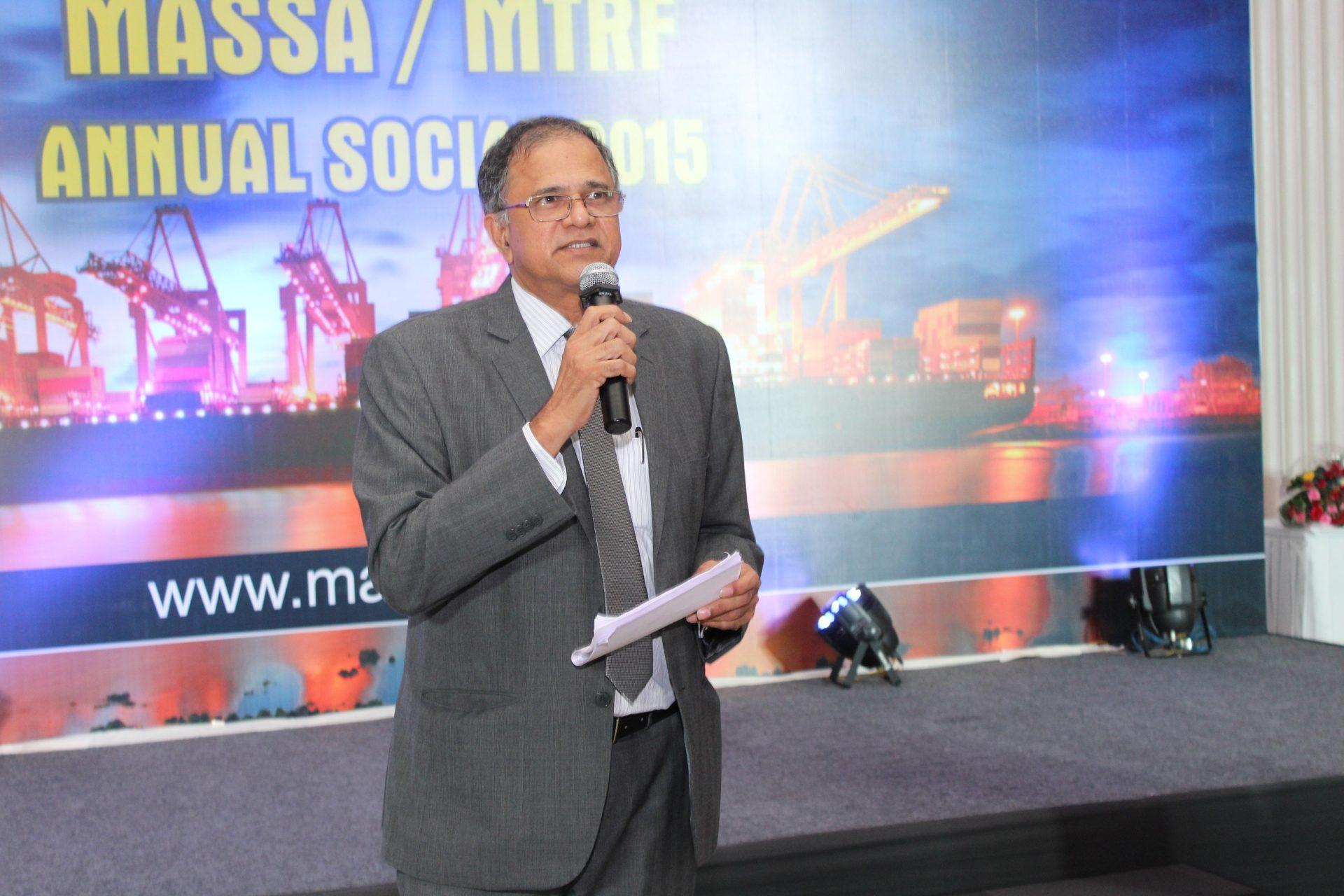 Capt Shiv Halbe MASSA chairman low