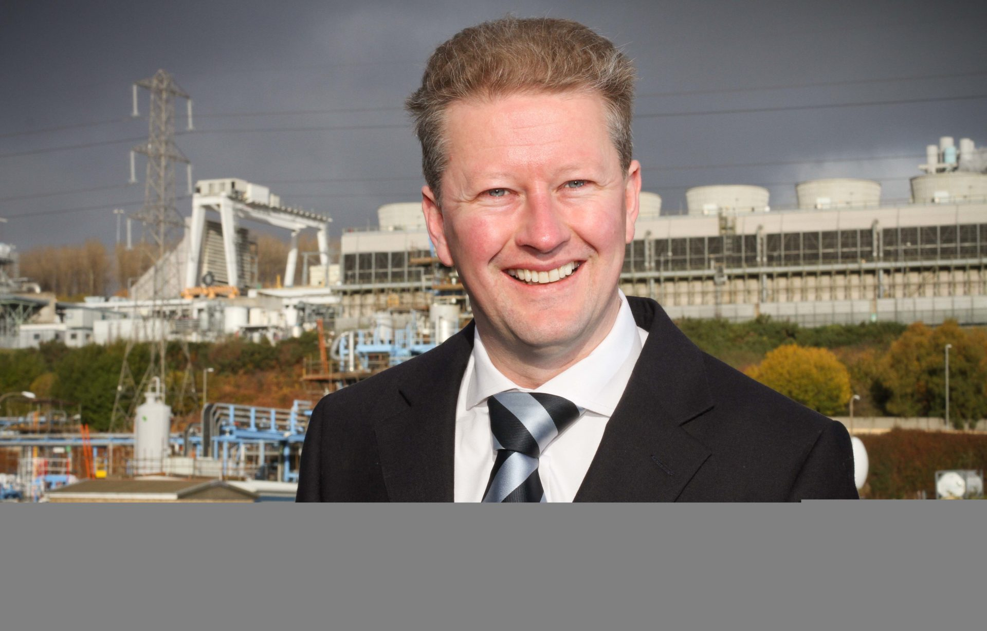 Roxtec UK MD Graham O'Hare